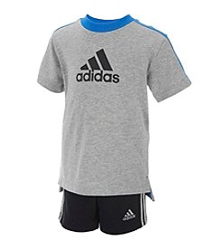 adidas® Baby Boys Score Short Set