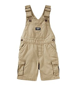 OshKosh B'Gosh® Baby Boys Cargo Shortalls