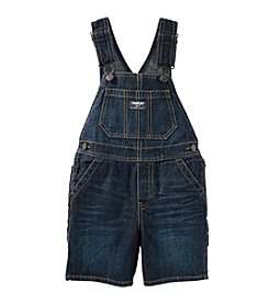 OshKosh B'Gosh® Baby Boys' Union Wash Denim Shortall