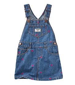 OshKosh B'Gosh® Baby Girls' Heart Schiffli Jumper