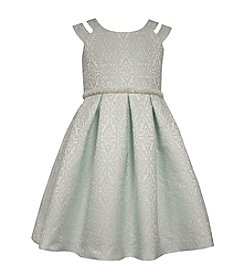 Bonnie Jean® Girls' 4-6X Waist Line Dress