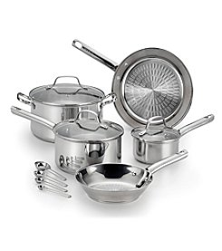 T-fal® Performa 12-Pc. Stainless Steel Cookware Set