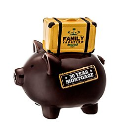 Prinz® 30 Year Mortgage Ceramic Pig Bank