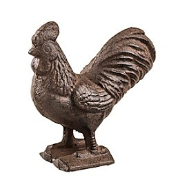 Prinz® Cast Iron Rooster Figurine