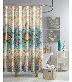 Jessica Simpson Aquarius Shower Curtain