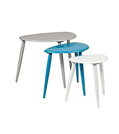 Southern Enterprises 3-pc. Tatum Nesting Table Set