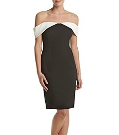 Calvin Klein Fold Top Dress