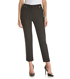 Calvin Klein Ankle Zip Pants