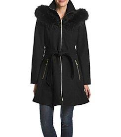 Laundry® Tie Front Coat