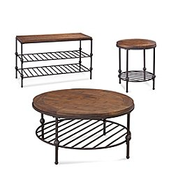 Bassett® Mirror Company Emery Occational Table Collection
