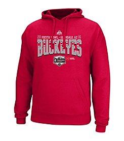 J. America® NCAA® Ohio State Buckeyes Men's Fiesta Bowl Mascot Hoodie