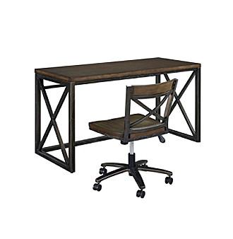 Home Styles® Xcel Office Desk & Swivel Chair