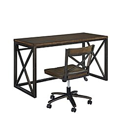 Home Styles® Xcel Office Desk & Swivel Chair