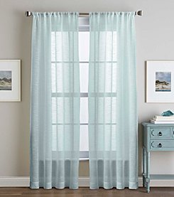 Peri Home® Brook Sheer Window Curtain