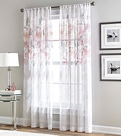 Peri Home® Floral Bloom Sheer Window Curtain