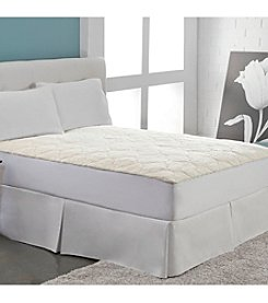 Perfect Fit® Cotton Fleece Mattress Pad