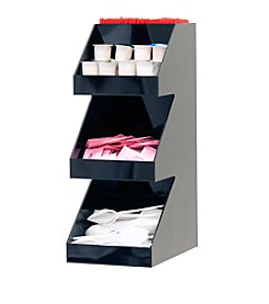 Mind Reader 'Fancy' 3-Tier Condiment Organizer