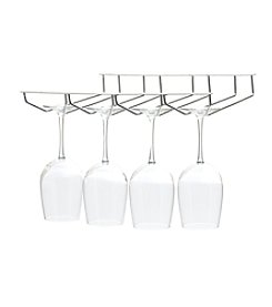 Mind Reader 'Rail' 4-Row Stemware Holder