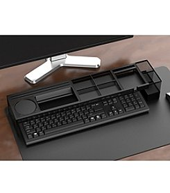 Mind Reader 'Axel' Desk Organizer with Charging Station