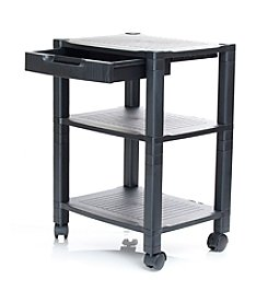 Mind Reader 'Classify' 3-Shelf Mobile Printer Cart