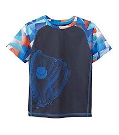 Exertek® Boys' 4-7 Short Sleeve Raglan Graphic Tee