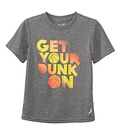 Exertek® Boys' 4-7 Short Sleeve Graphic Poly Tee