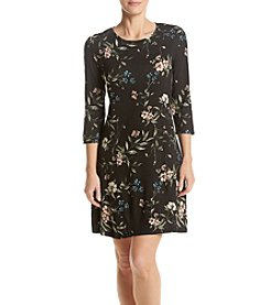 Madison Leigh® Floral Swing Dress