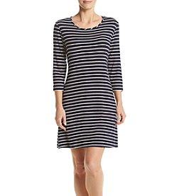 Madison Leigh® Stripe Swing Dress