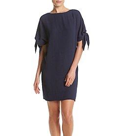 Vince Camuto® Crepe Shift Dress