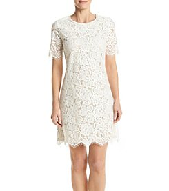 Jessica Howard® Lace Swing Dress