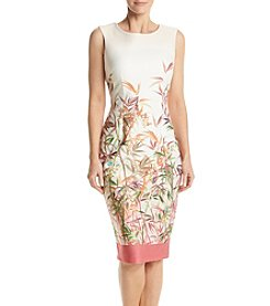 Gabby Skye® Floral Midi Dress