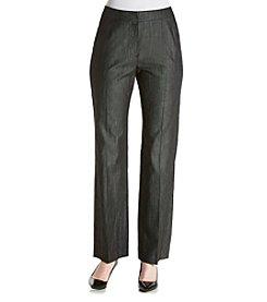 Kasper® Denim Trouser Pants