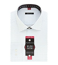 Van Heusen® Men's Long Sleeve Slim Tek Fit Dress Shirt