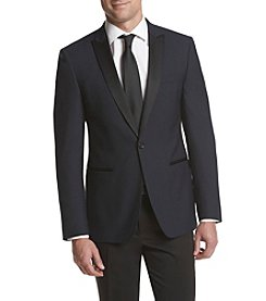 Calvin Klein Men's X Fit Diamond Slim Sportcoat