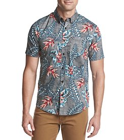 Ocean Current® Men's Fantasy Island Short Sleeve Button Down