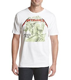 Bravado Men's Metallica: Justice For All Tee