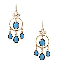 Erica Lyons® This Way Pierced Earrings
