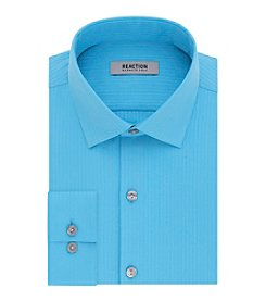 Kenneth Cole® Men's Long Sleeve Slim Fit Solid Dress Shirt