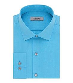 Kenneth Cole® Men's Long Sleeve Slim Fit Solid Dress Shirt