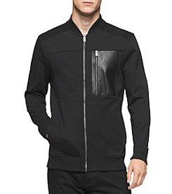 Calvin Klein Men's Full Zip Cardigan