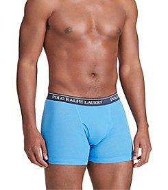 Polo Ralph Lauren® Men's Polo 3-Pack Cotton Boxer Briefs