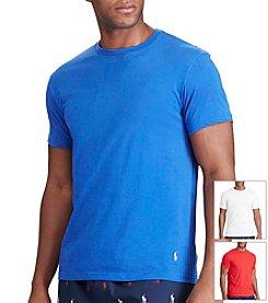 Polo Ralph Lauren® Men's Polo 3-Pack Cotton Crewneck Tee