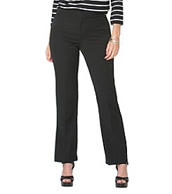 Chaps® Plus Size Stretch-Twill Straight Pants