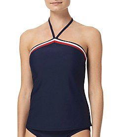 Tommy Hilfiger® Mitered Tankini Top