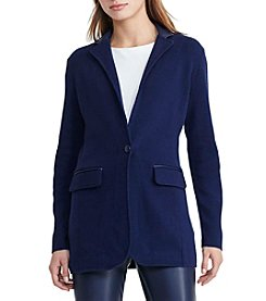 Lauren Ralph Lauren® Sweater Jacket