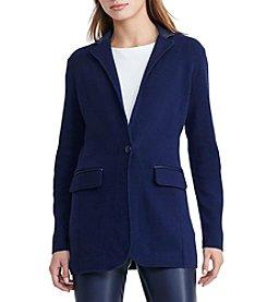 Lauren Ralph Lauren® Sweater Jacket