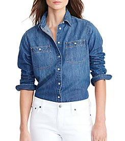 Lauren Ralph Lauren® Denim Shirt