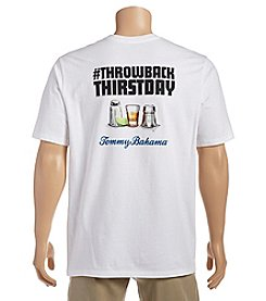 Tommy Bahama® Men's Throwback Thirstday Short Sleeve Tee