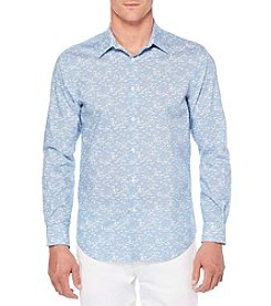 Perry Ellis® Men's Woven Button Down