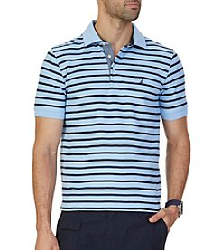Nautica® Men's Short Sleeve New Stripe Deck Shirt